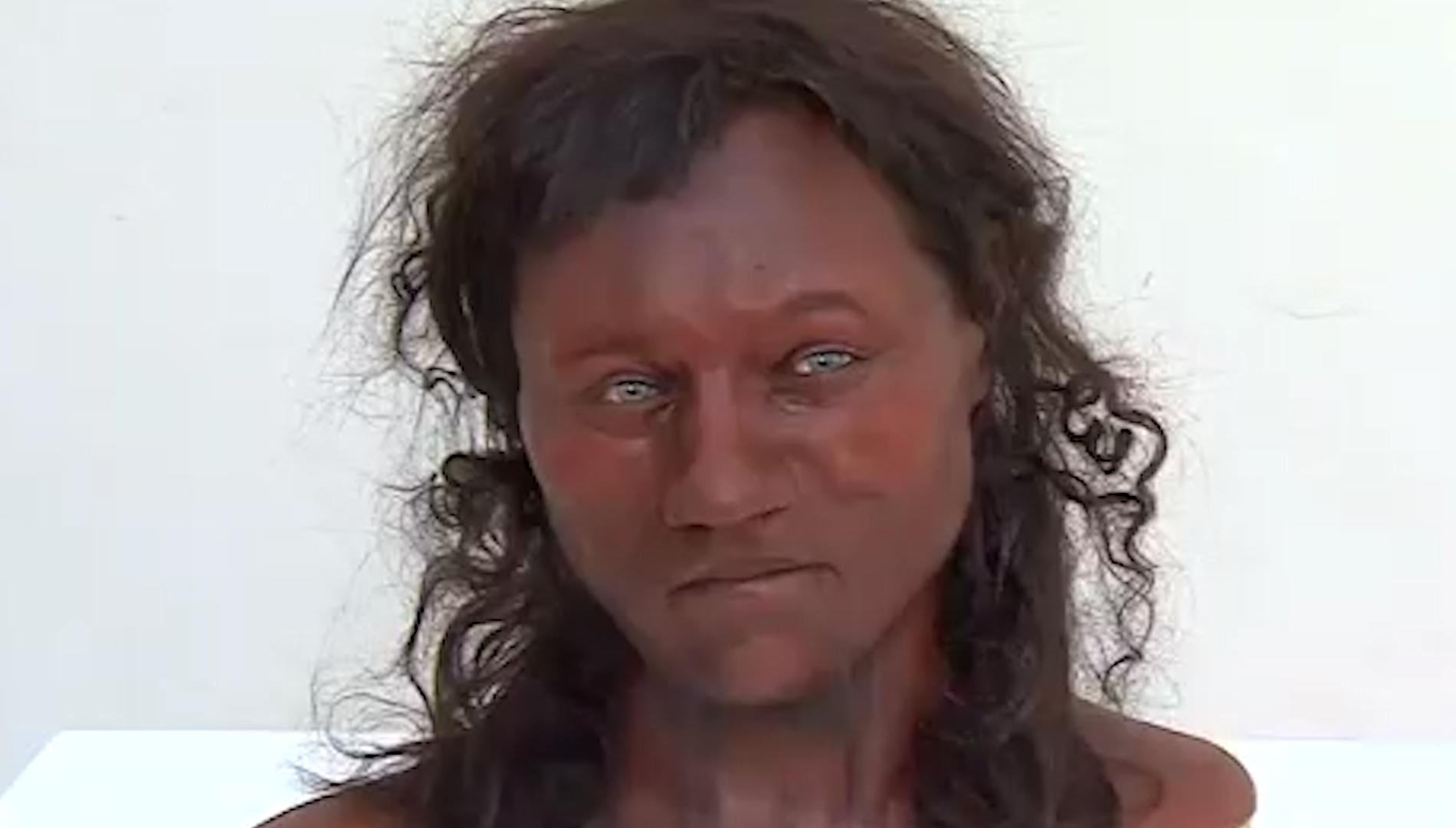 Augen braune haare blasse haut blaue Farbberatung