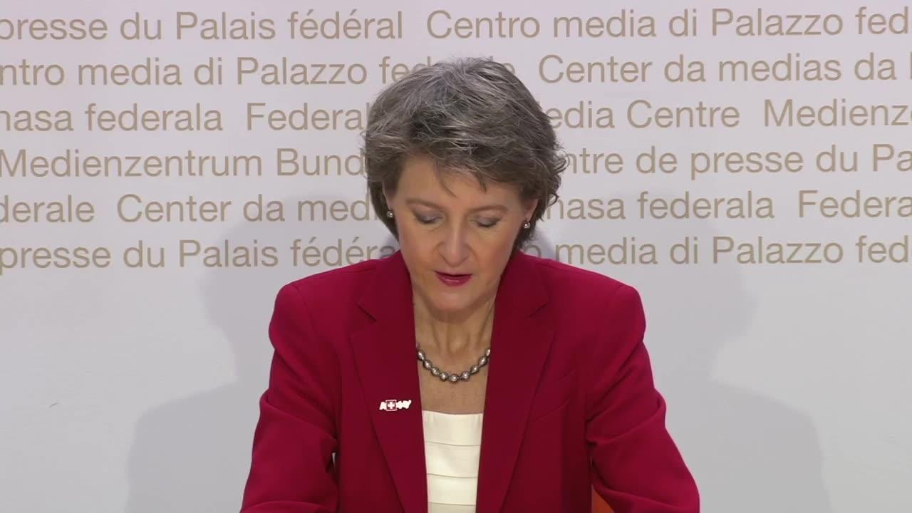 ONU: La Suisse débloque 24,5 millions pour participer au Conseil de sécurité